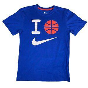 Nike Dri-Fit I Love Basketball T-Shirt